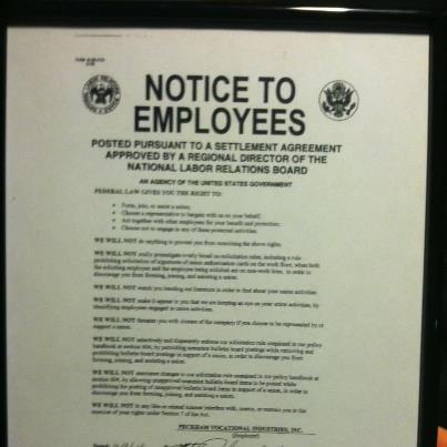 Employer Posting
