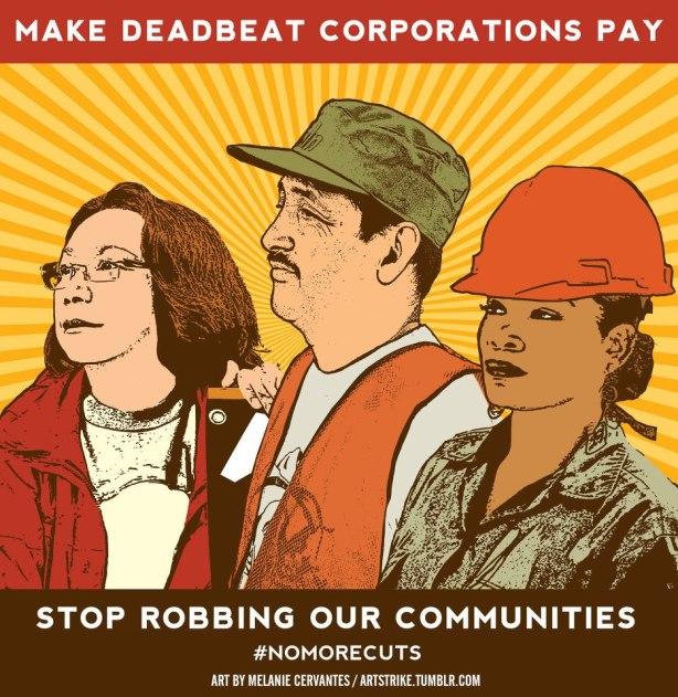 deadbeat corporatoins
