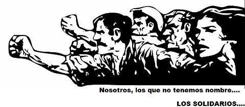 Los Solidarios!